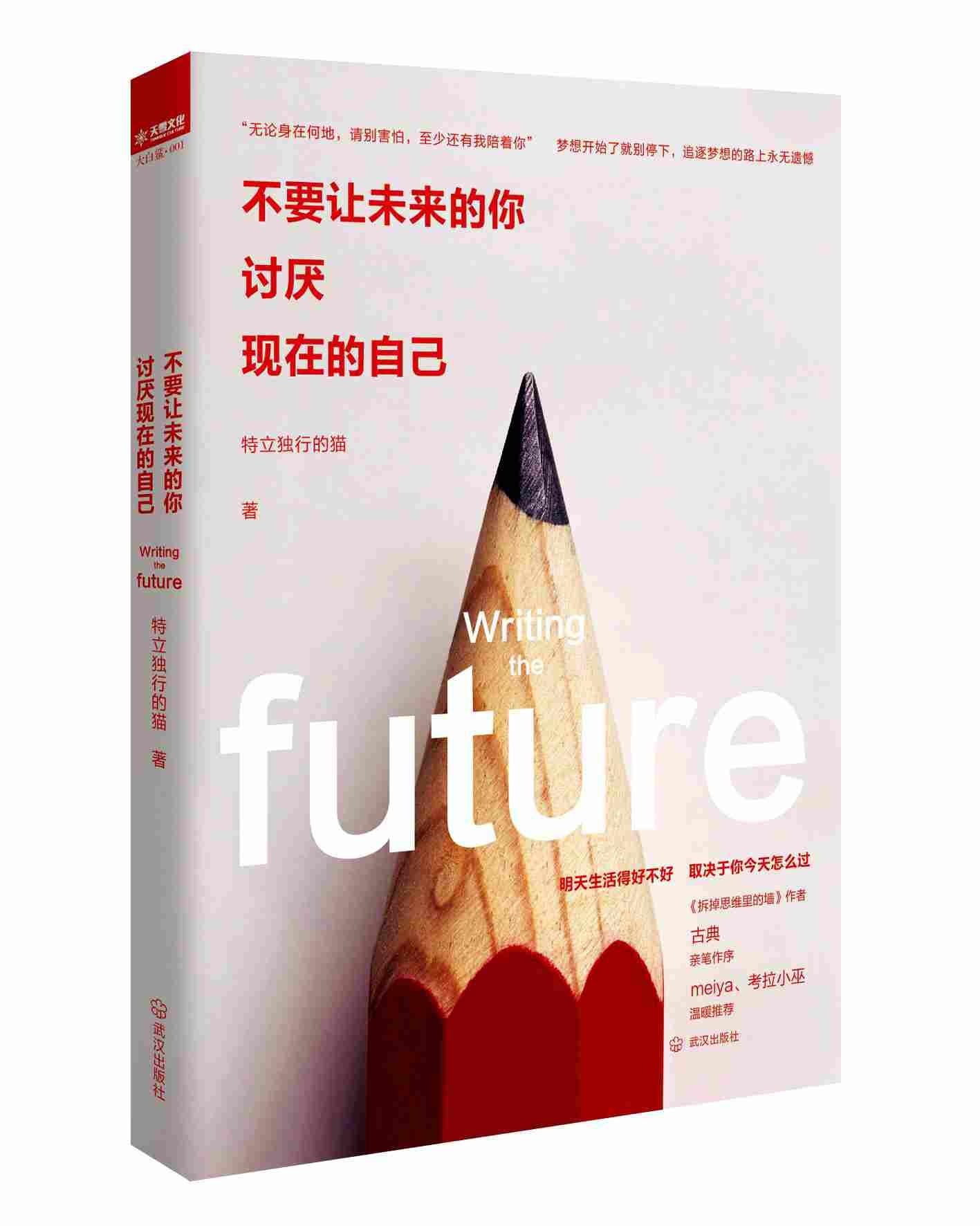 《不要让未来的你,讨厌现在的自己》