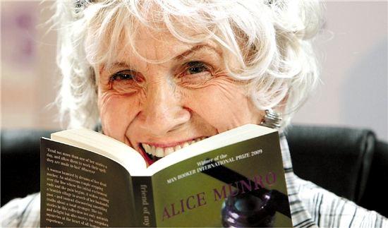 欧美当代小说家:爱丽丝·门罗